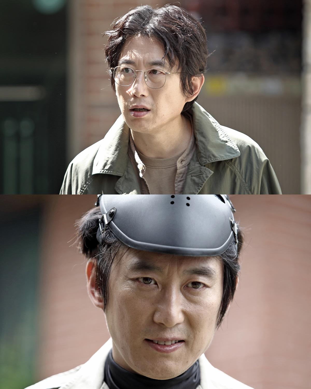 <크리미널마인드> 김원해, 살인 사건의 피해자에서 연쇄 살인마 '리퍼'까지 두 얼굴의 사나이!