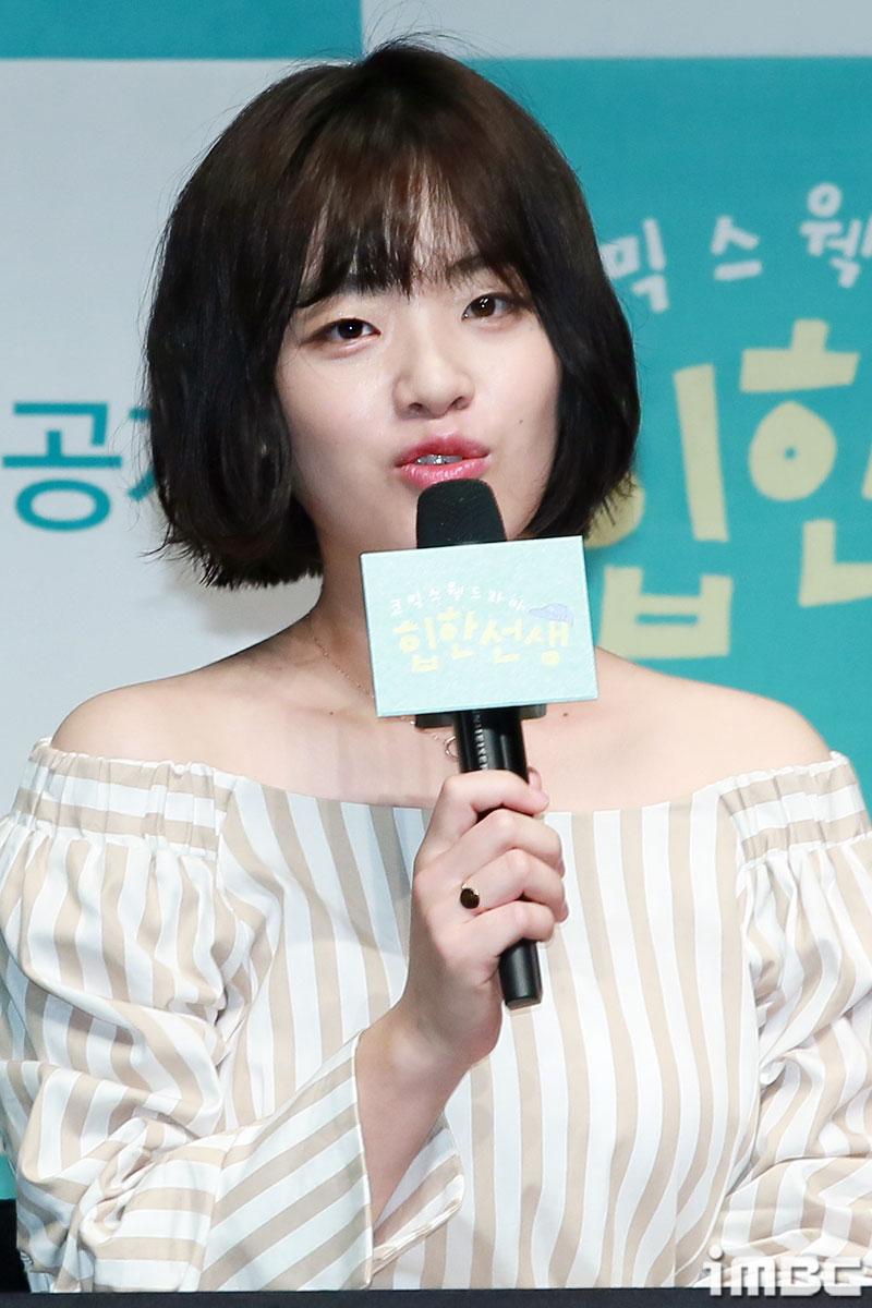"""<힙한선생> 이주영 """"랩 보다는 스웩을 배우는 게 더 급했다"""""""