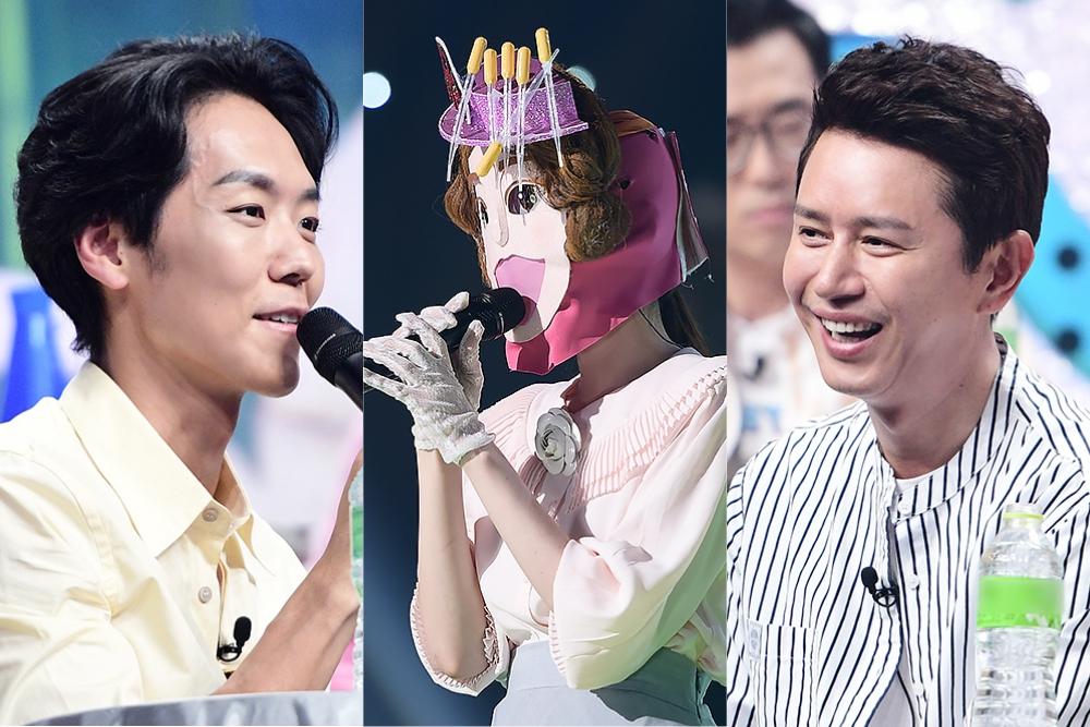 <복면가왕> 김민종-카이, 퀴리부인 둘러싼 삼각관계 계속된다!