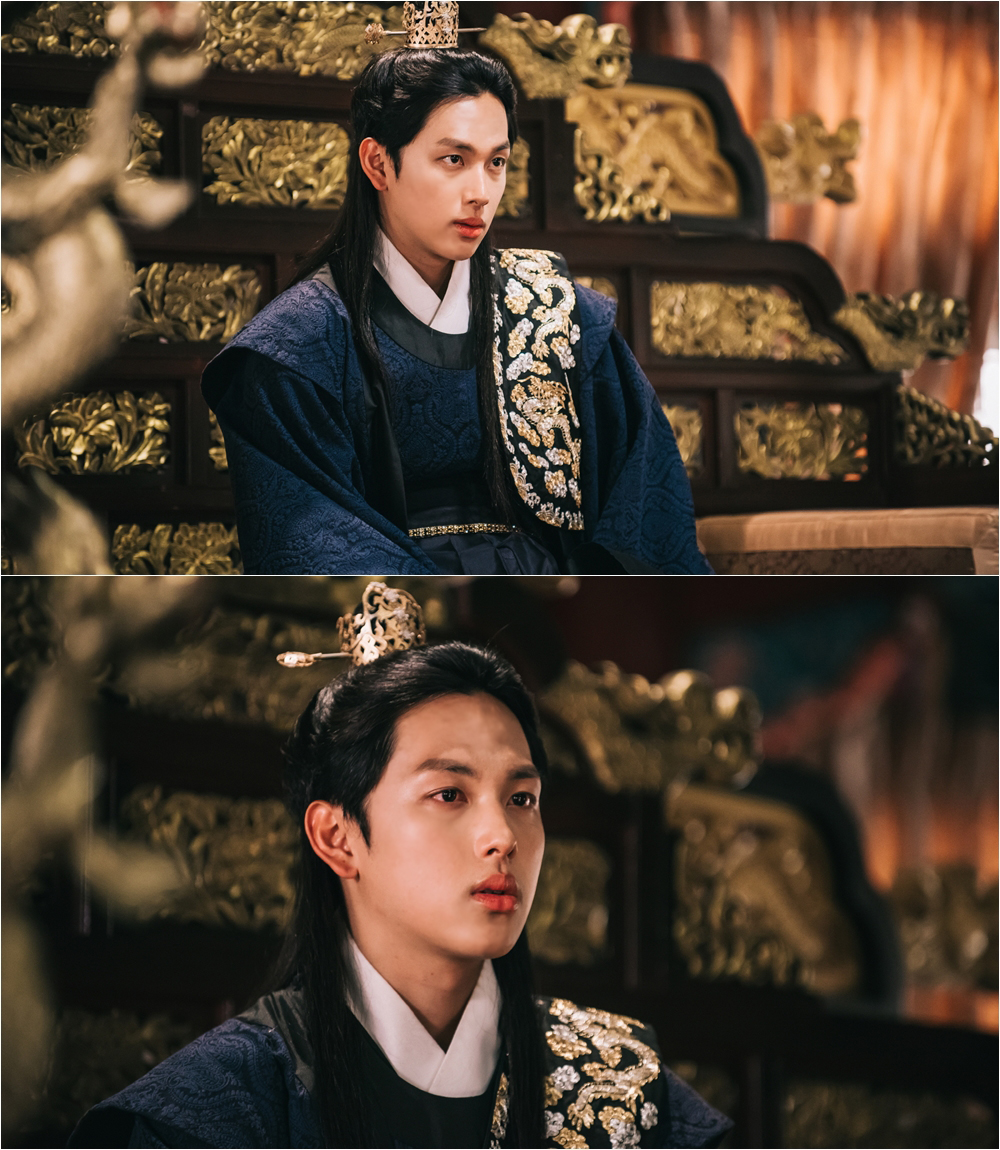 <왕은 사랑한다> 임시완, 분노가 느껴지는 표정 포착에 '긴장감 UP ↑'