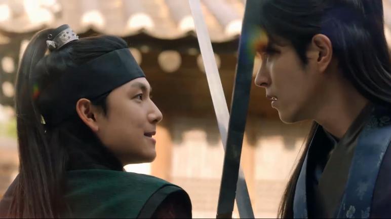 [왕은 사랑한다 예고] 임시완, 홍종현과 정면 대결! 마지막 선택은?