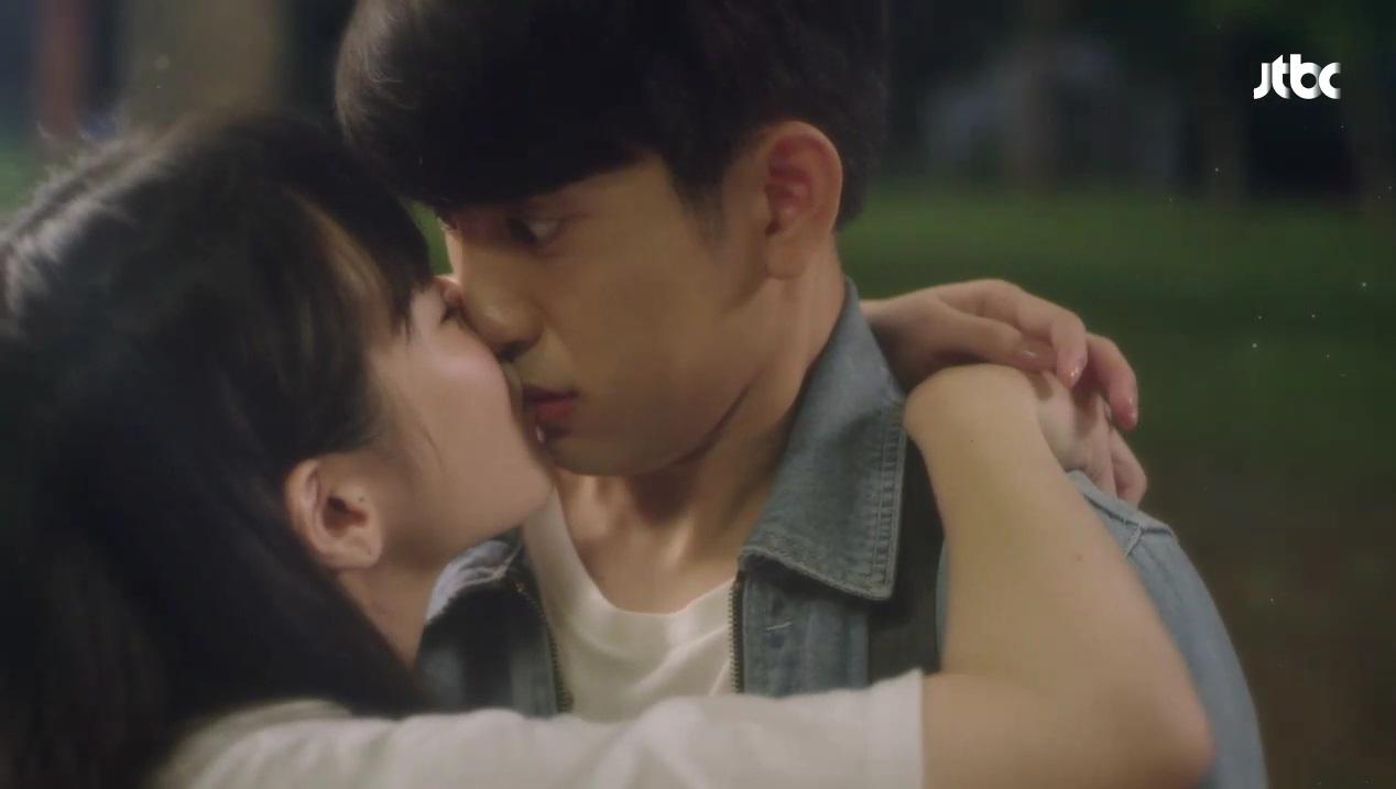 <마술학교> 박진영이 겪는 공감백배 첫 키스 증후군 셋