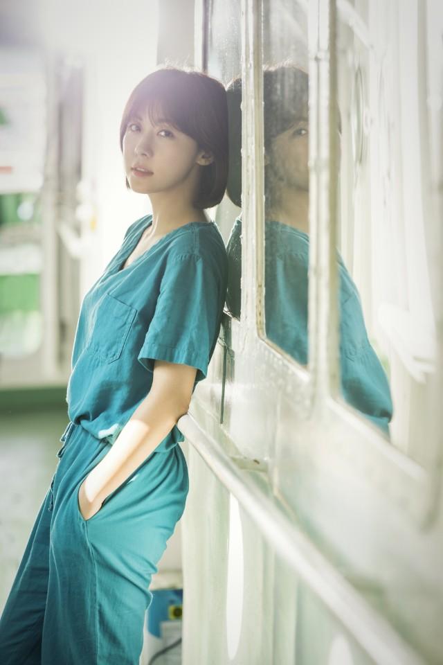 <병원선> 하지원, '한류 퀸' 위엄 입증! 웨이보 조회수 4000만 육박