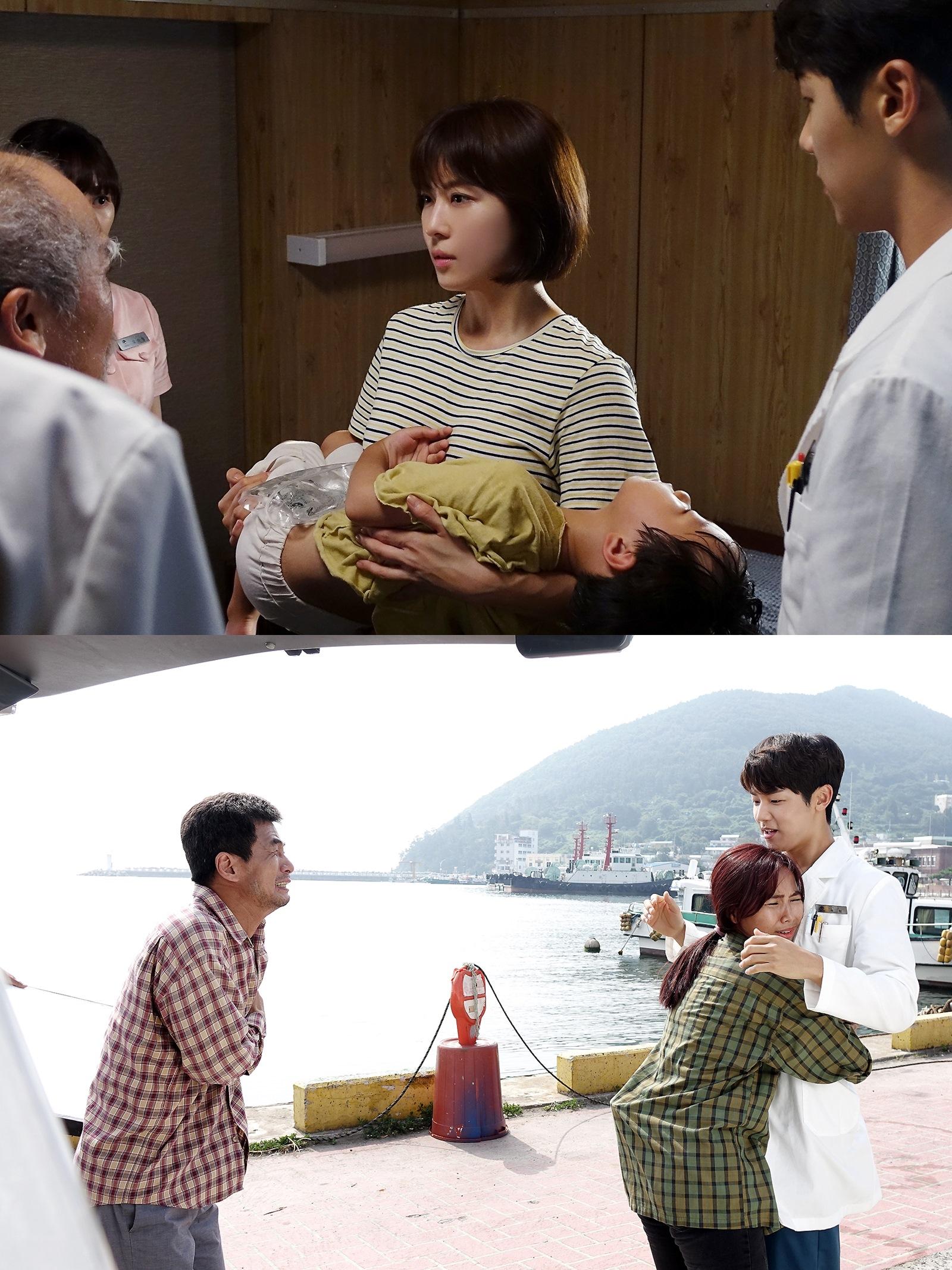 <병원선> 윤선주 작가가 그리는 의사와 환자가 '서로 치유받는 이야기' 이미지-1