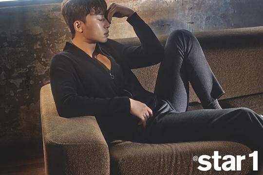 """박서준, 화보공개 """"강하늘과 <청년경찰2> 찍고파"""""""