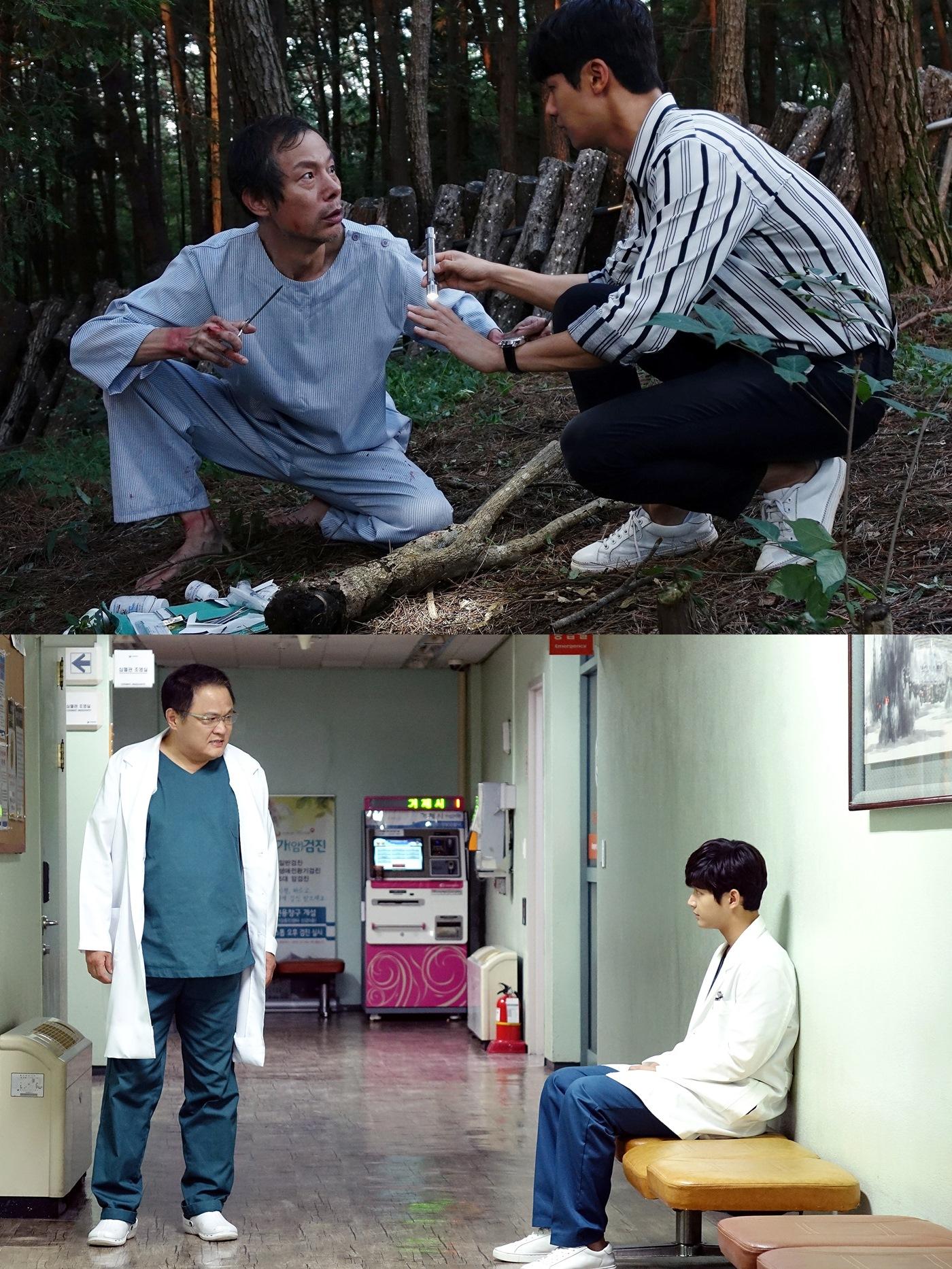 <병원선> 강민혁+이서원 父子로 그리는 '가족 소통' 이야기 이미지-1