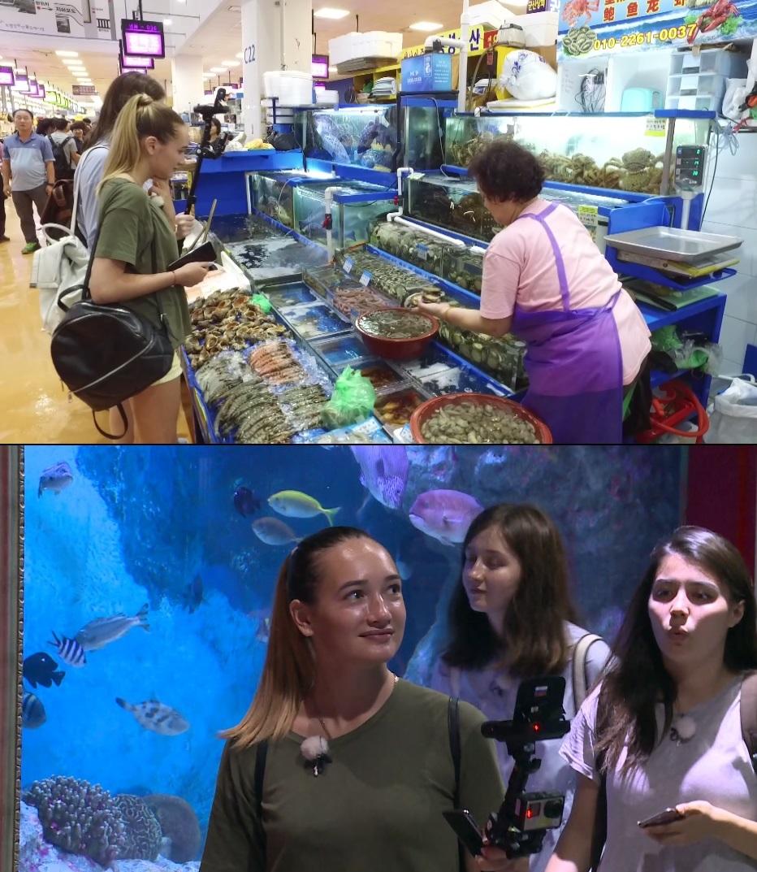 <어서와 한국은 처음이지?> 러시아 친구들의 '달콤살벌' 반전 여행 코스는?