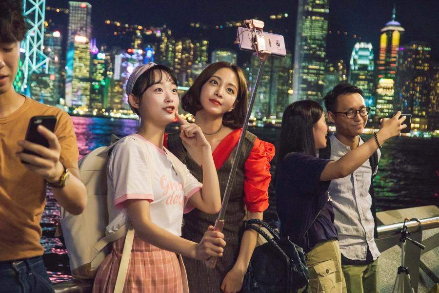 <20세기 소년소녀> 한예슬, 홍콩 로케이션 속 빛나는 미모