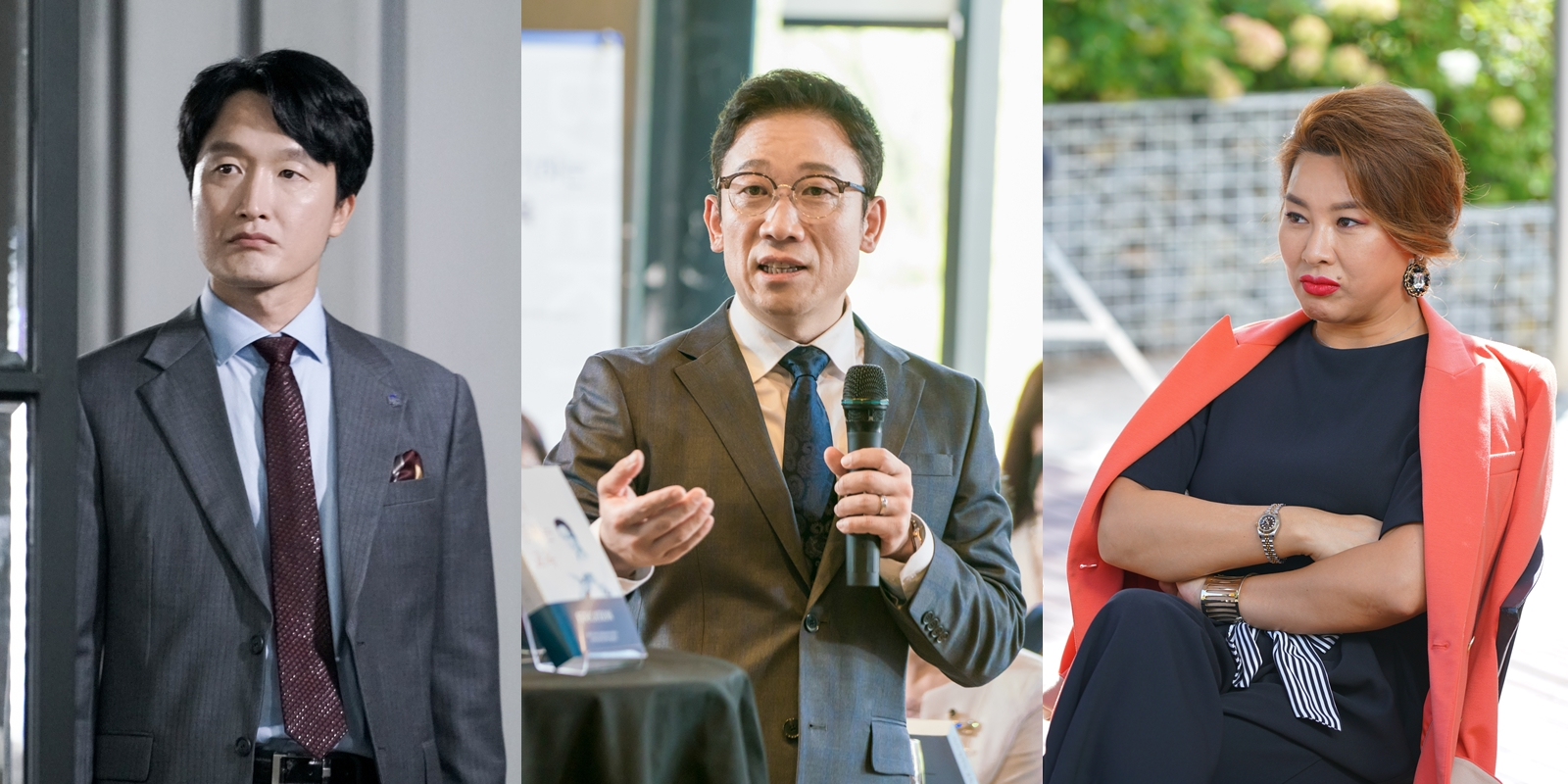 <부암동 복수자들> 복수의 대상 최병모-정석용-정영주, 응징받을 준비 끝!