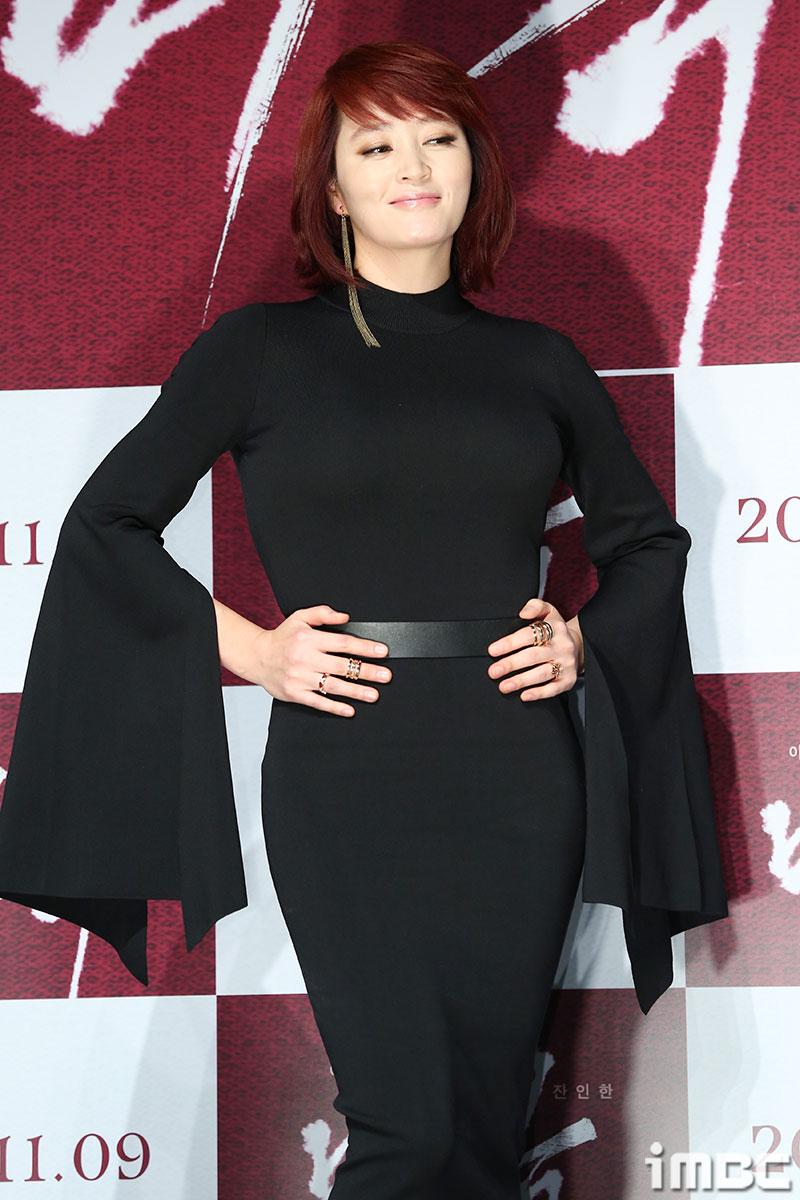 [포토] <미옥> 김혜수, 연예인들의 연예인이란 이런걸까~ 강렬한 존재감