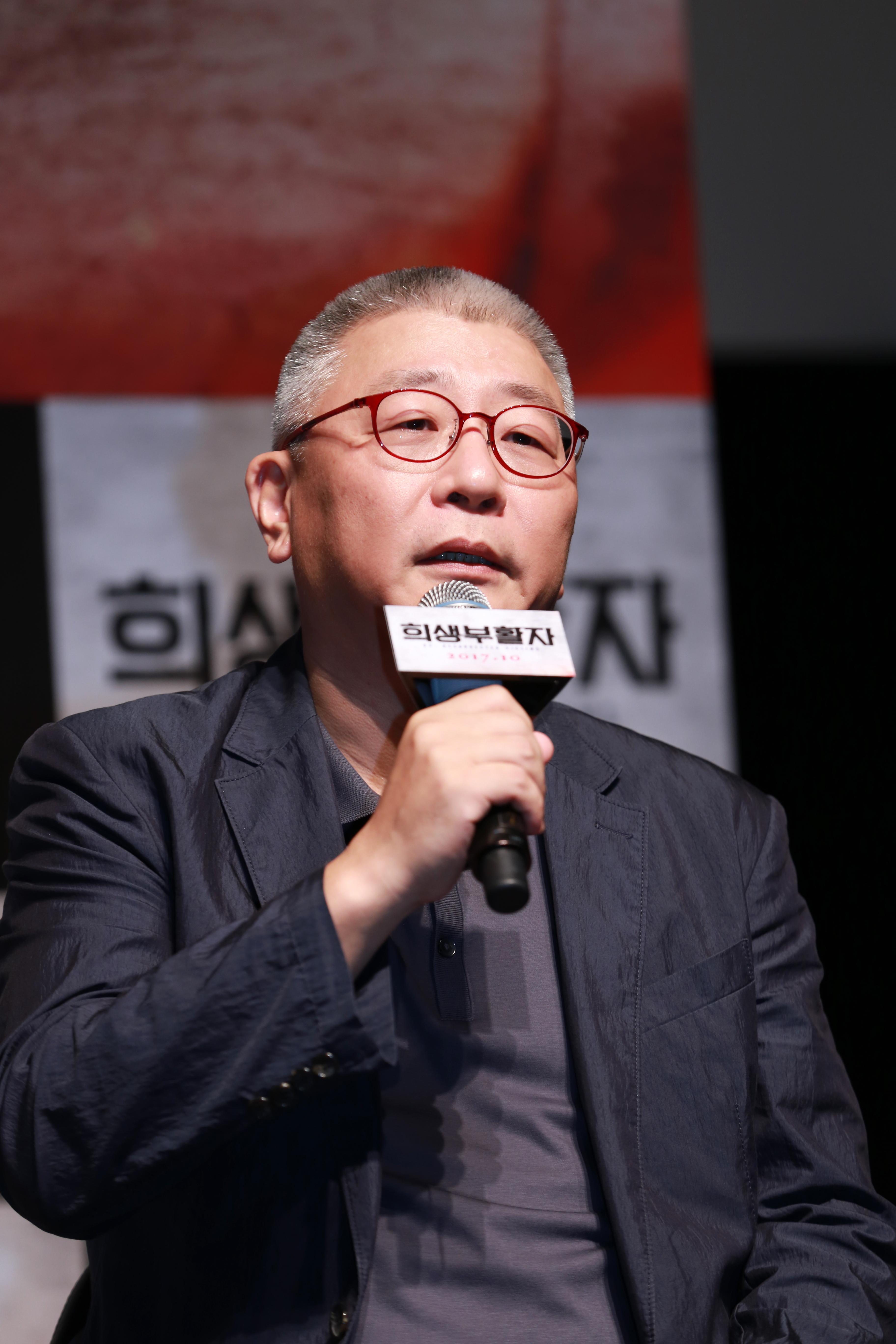 """<희생부활자> 곽경택 """"지금까지 해온 영화와 많이 달라서 설레고 긴장된다"""""""
