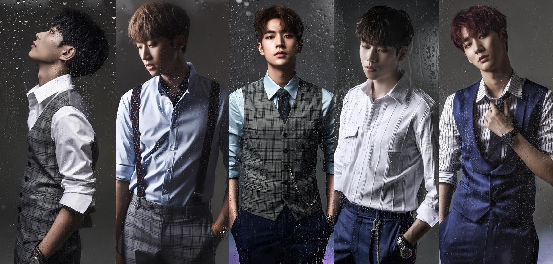 크나큰(KNK), 日 데뷔 싱글 'U / Back again' 발표 '해외 진출 청신호'