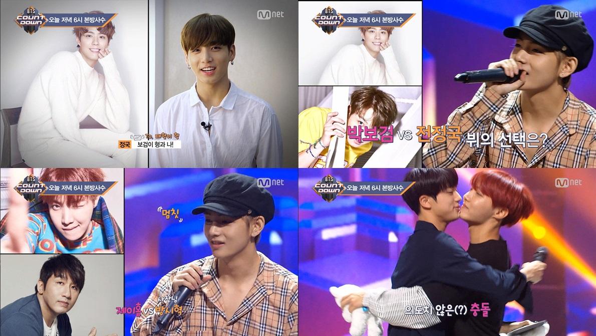 〈BTS 카운트다운〉 방탄소년단, 본방사수 부르는 폭탄발언 대방출