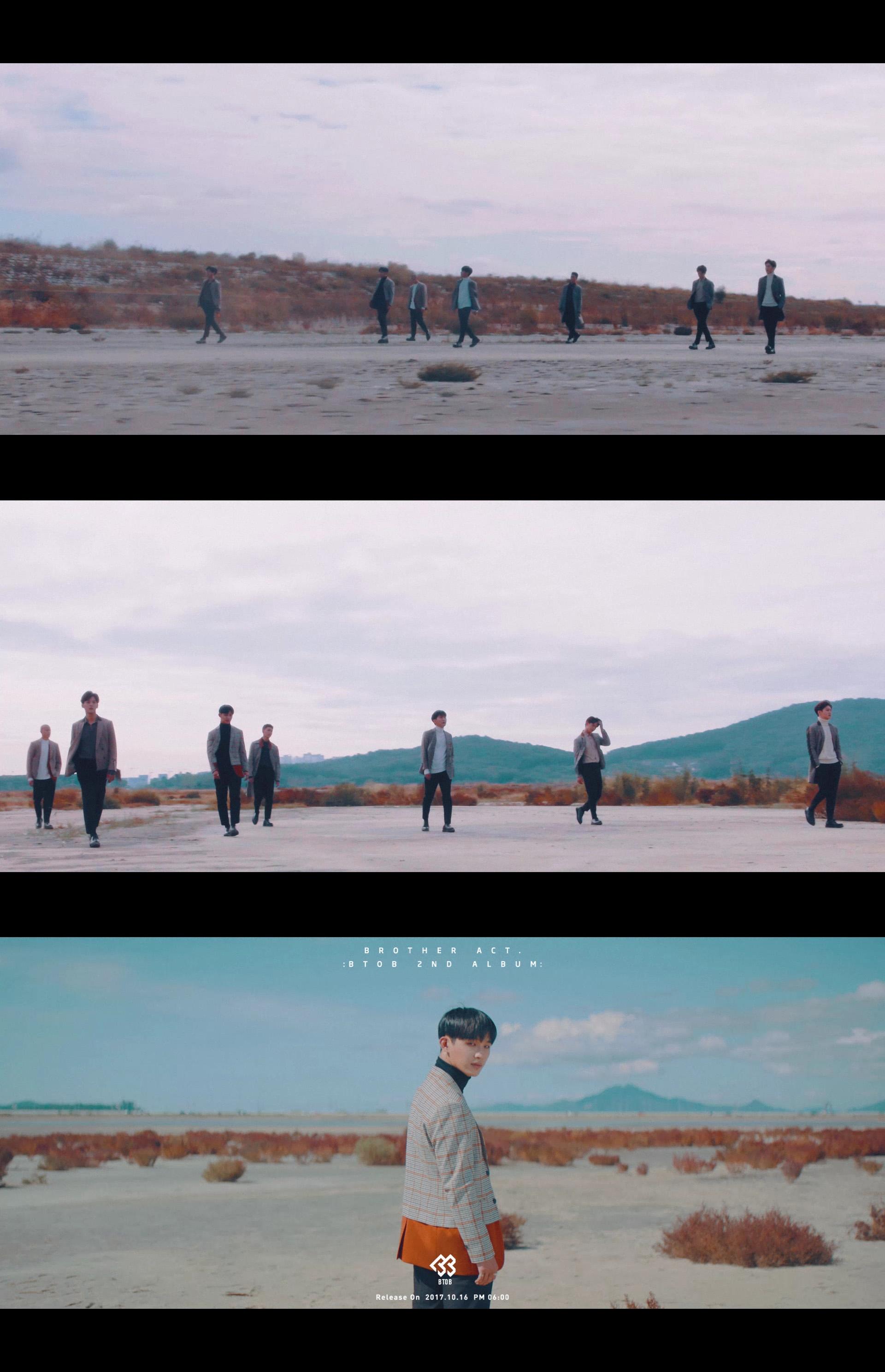 비투비, 쓸쓸함 담은 '그리워하다' MV 티저 영상 공개 '기대감 UP'