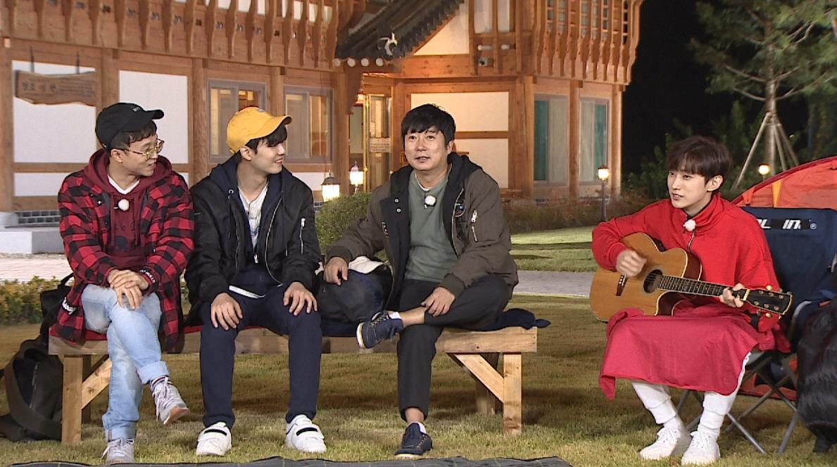 <밤도깨비> B1A4 진영- 공찬 출격, '밤도깨비 송' 만들며 작곡 실력 뽐내