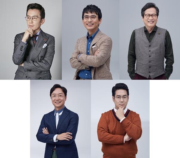 유희열-유시민-황교익-유현준-장동선의 <알쓸신잡2>, 업그레이드 된 다섯 남자의 수다 여행