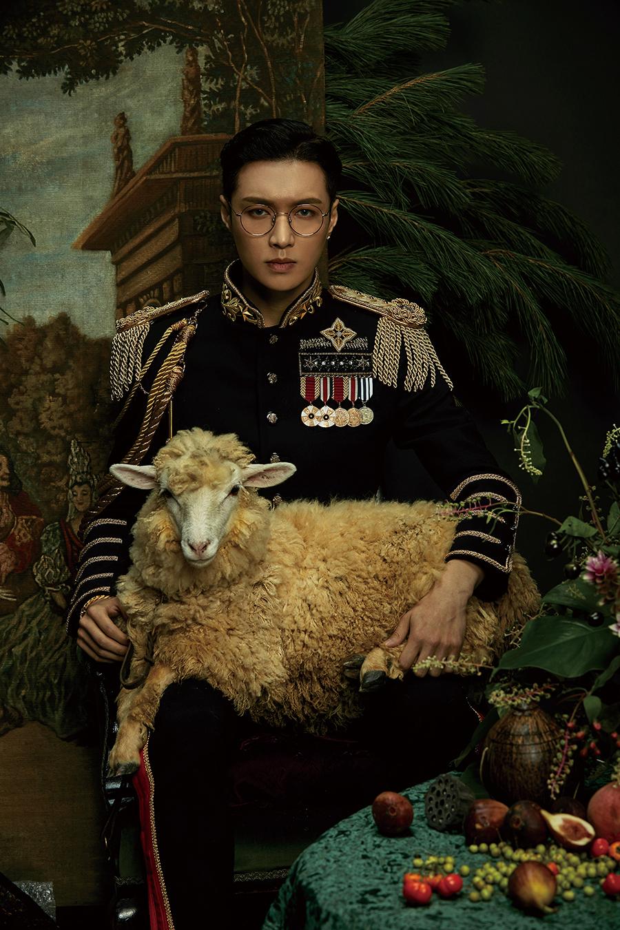 레이, 두 번째 솔로 앨범 'LAY 02 SHEEP' 중국 발표회 대성황!