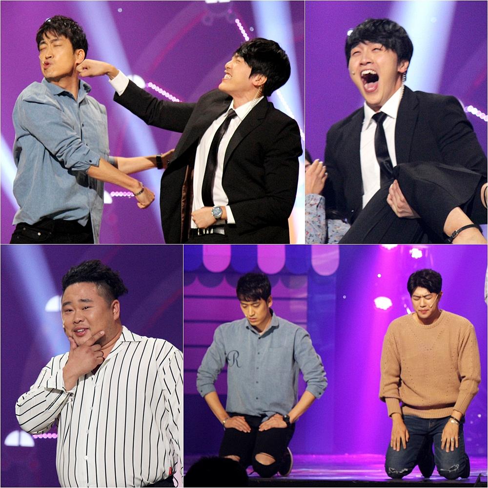 <개그콘서트> 류근지-김성원-송영길-서태훈, 방청객 참여 코너 '픽미업' 오픈! 기대UP