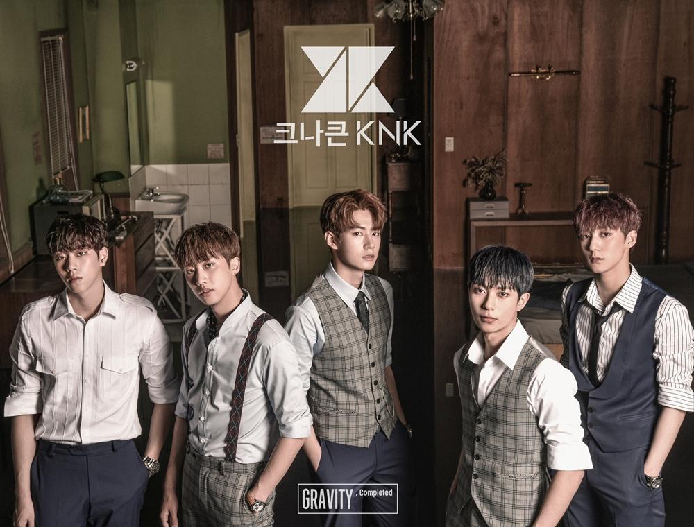 크나큰, 싱글앨범 'U / Back Again' 日 오리콘 차트 6위 진입!