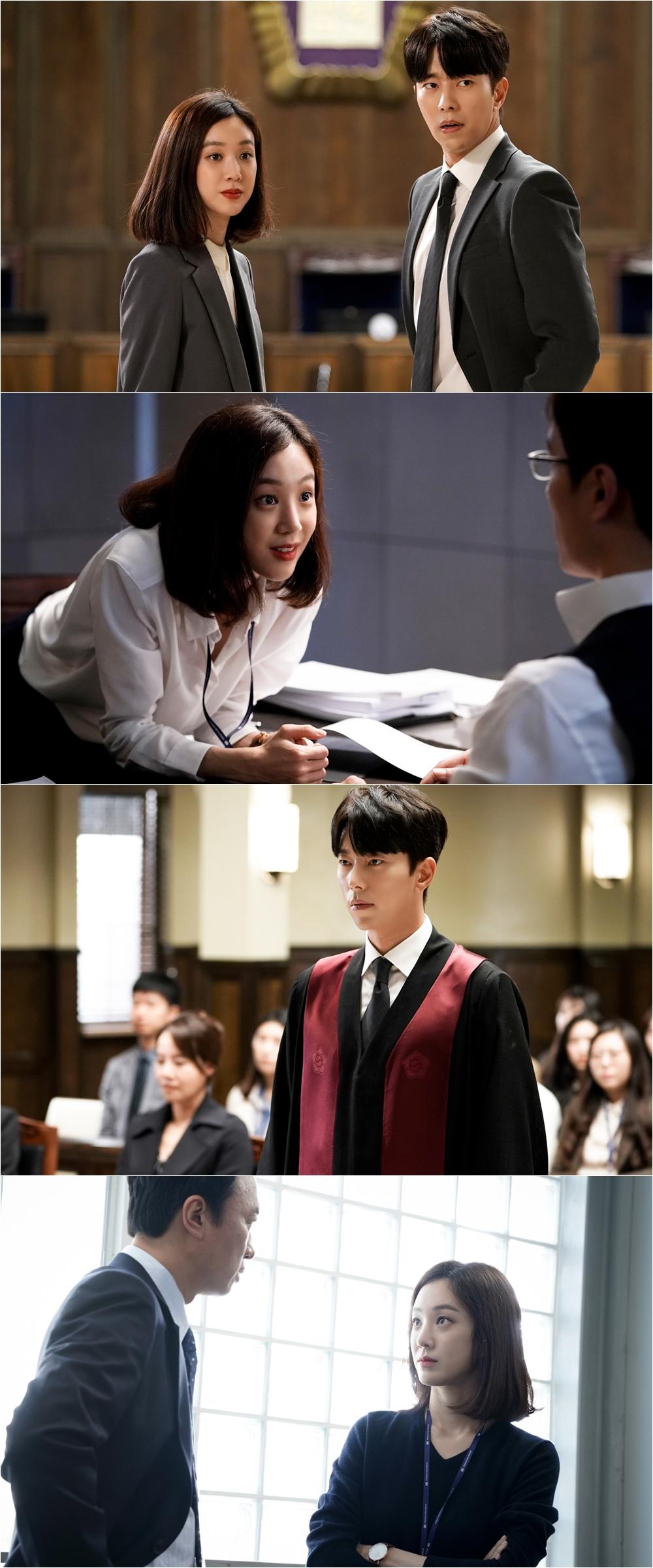 <마녀의 법정> 정려원-윤현민, 현실  반영 200%! 반전의 '핵사이다' 팩트 폭격