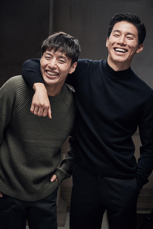 <기억의 밤> 강하늘-김무열, 서로를 향한 다정한 미소? 궁금증 높이는 스틸컷 공개