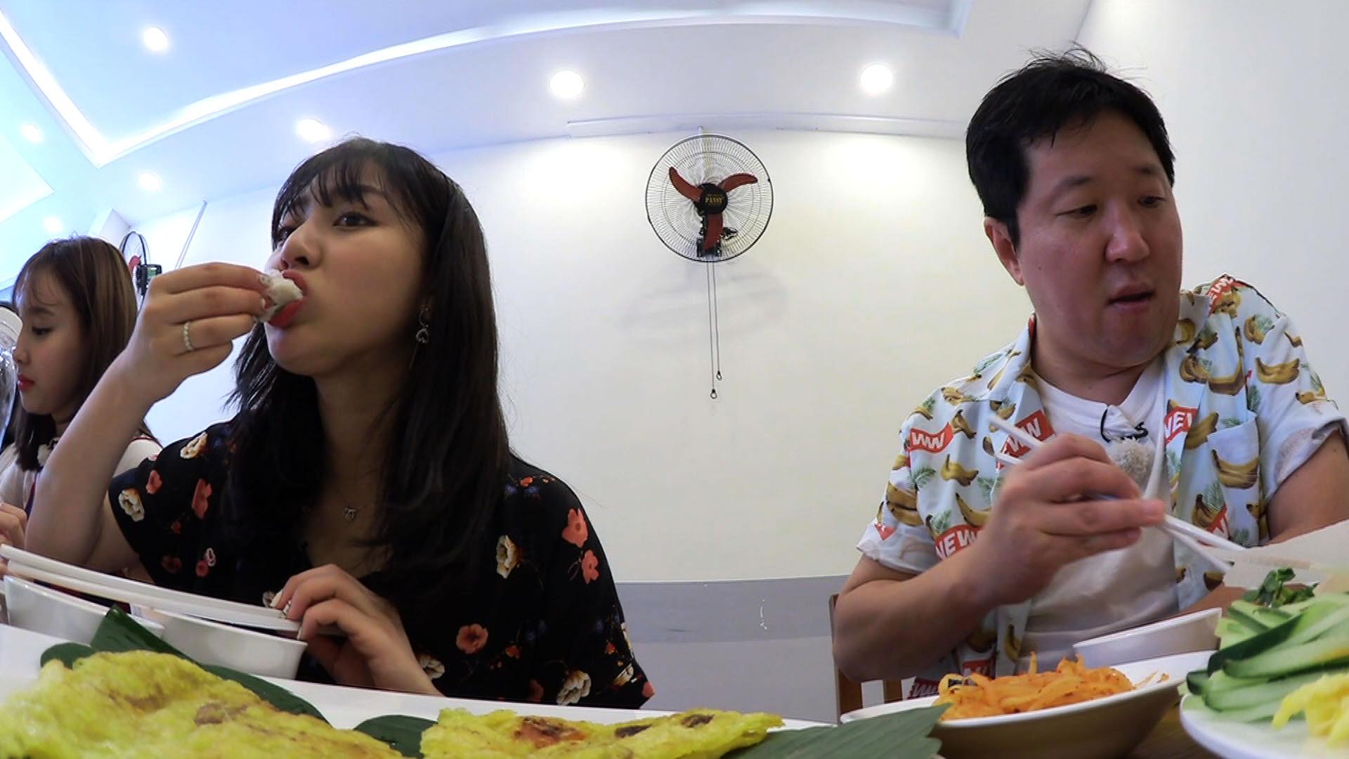 <뭉쳐야 뜬다> 트와이스, '먹방요정' 등극? 첫 패키지여행기 공개