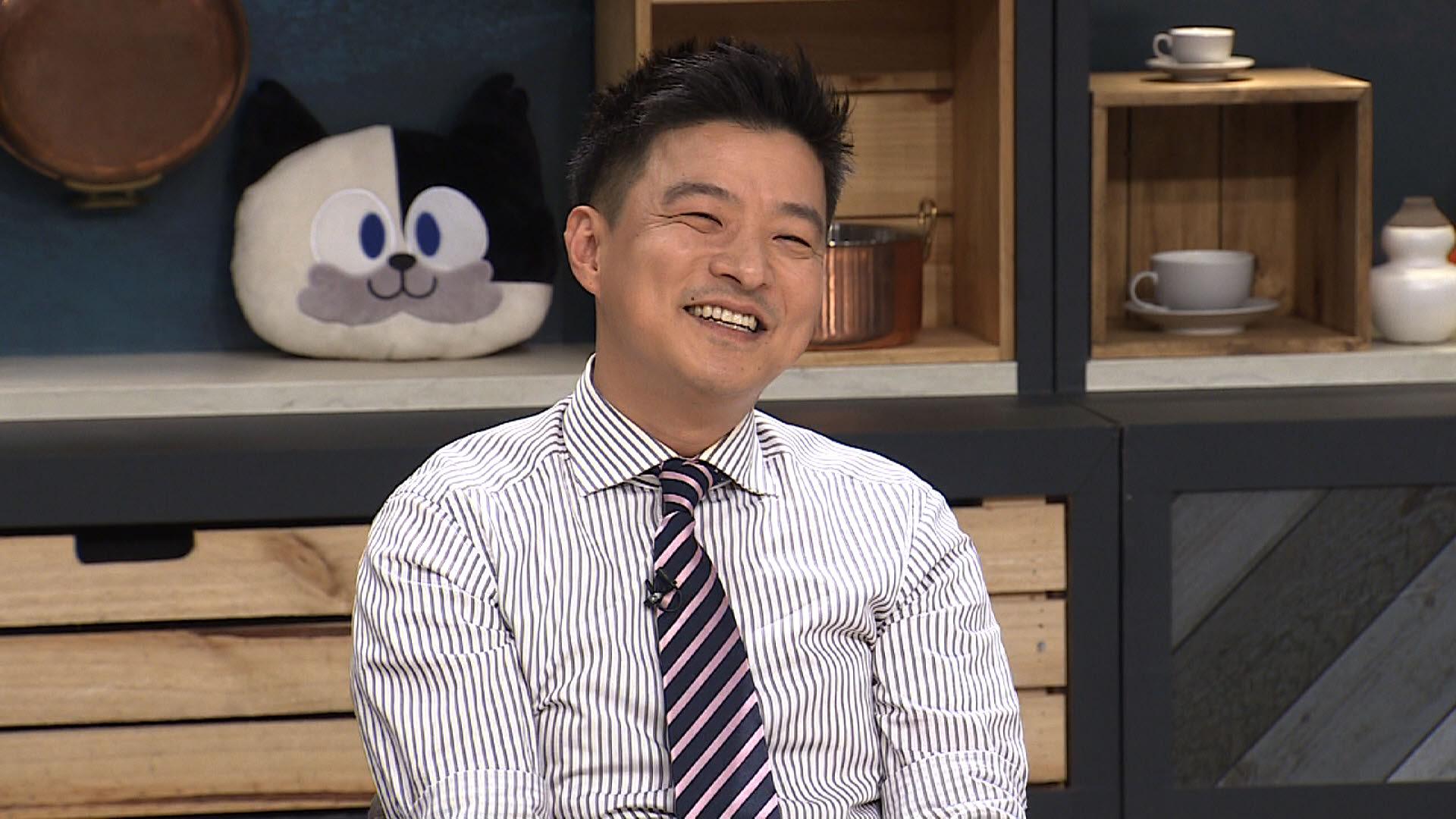 <냉장고를 부탁해> 통장 요정 김생민, 그뤠잇한 냉장고 최초 공개!