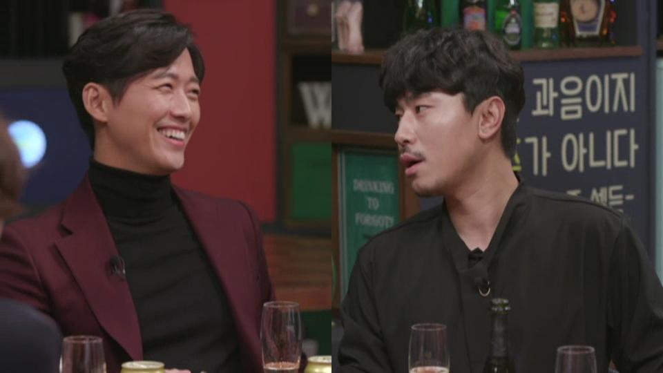 <인생술집> 남궁민X이시언, '이런 리얼함 처음이야' MC 잡는 돌직구 토크!