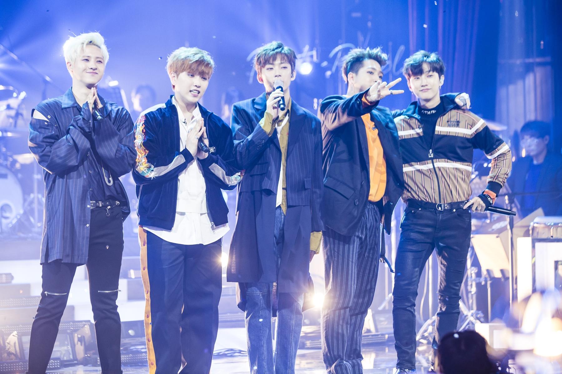 <박진영의 파티피플> B1A4, 박진영 앞에서 한풀이.. '궁금증 증폭'