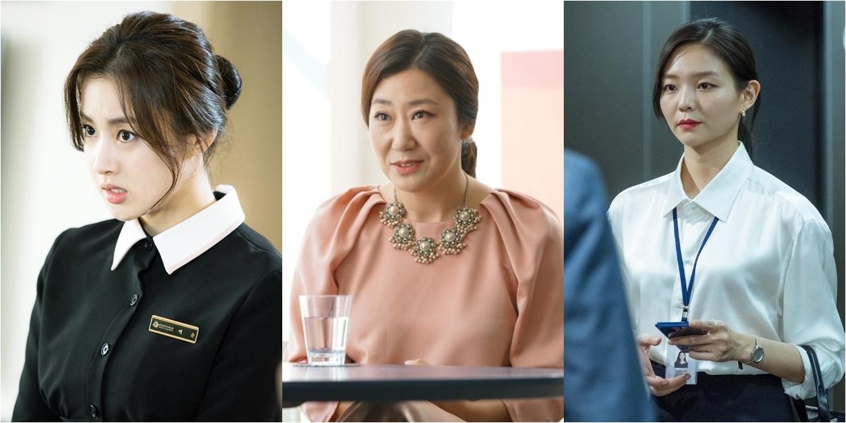 위풍당당 여풍을 이끄는 <변혁> 강소라, <부암동> 라미란, <이번 생은> 이솜!