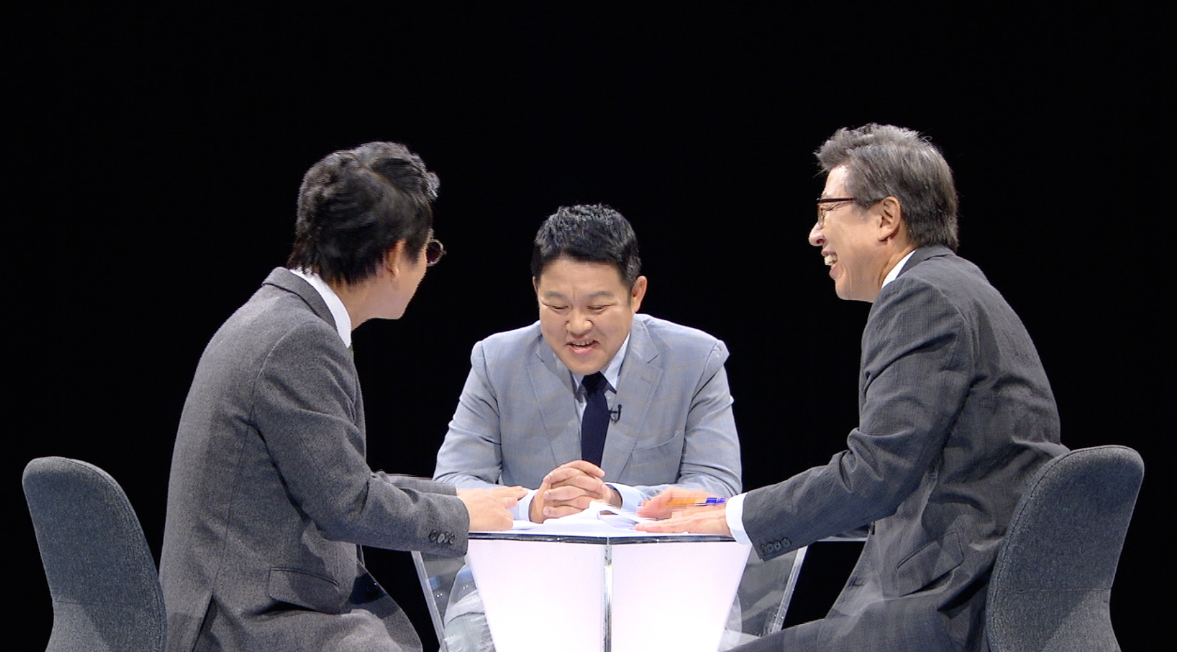 <썰전> 10월 한국인이 좋아하는 TV프로그램 1위! <무한도전> 장기 결방 여파