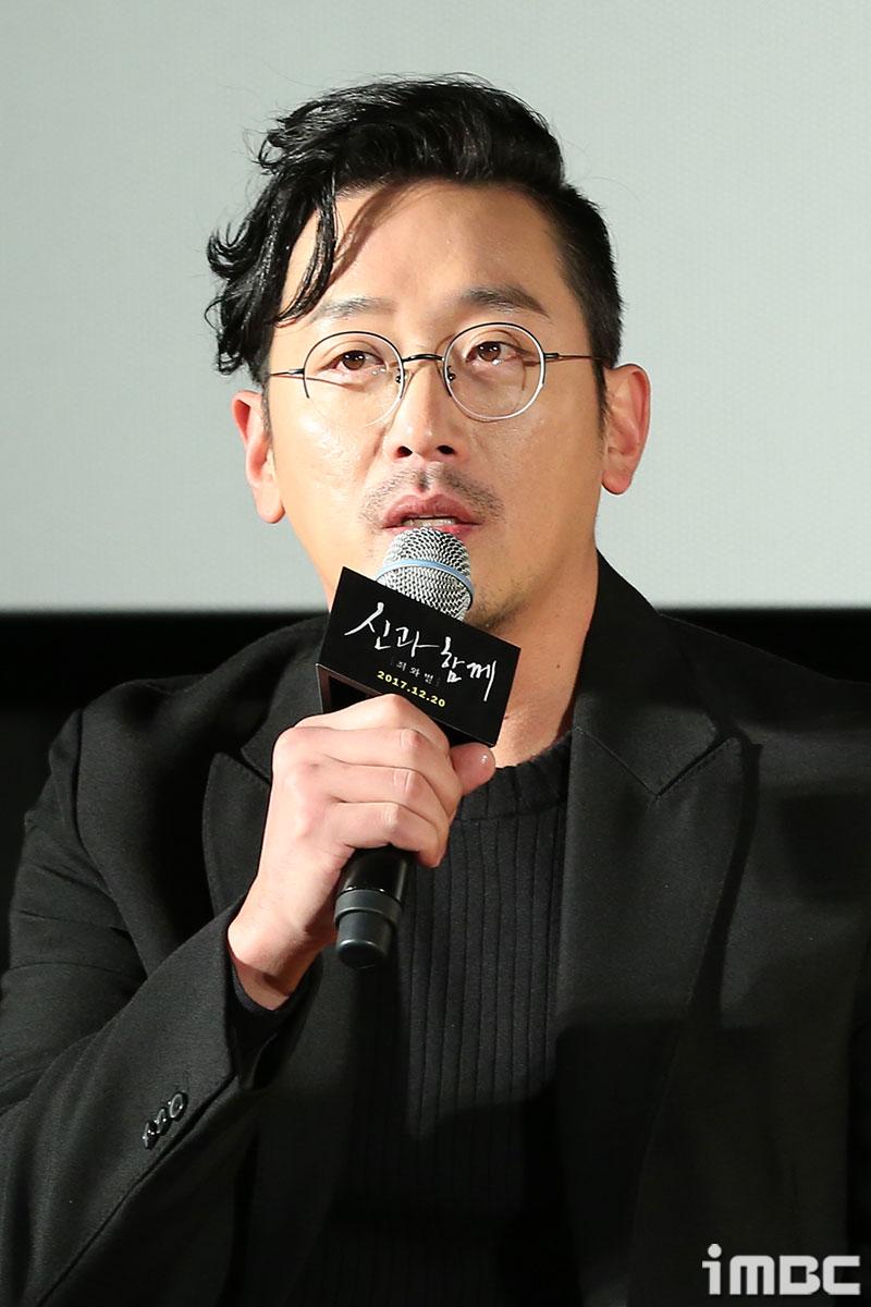 """<신과 함께> 하정우, """"강림, 인간적인 면모가 많은 캐릭터"""""""