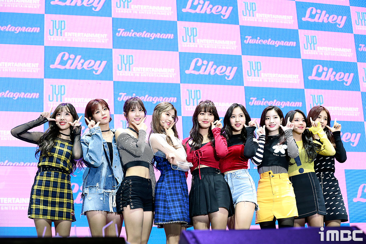 트와이스, 2개월 연속 걸그룹 브랜드평판 1위! 압도적인 지지