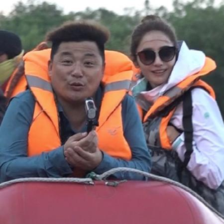 윤정수-엄기준-한채영, '야생 불곰' 찾아 삼만리!