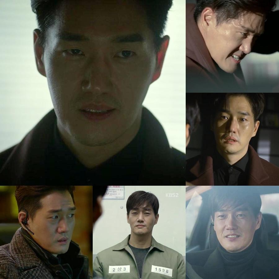 <매드독> '흥행꾼' 유지태, 우도환-류화영-김혜성과의 '끈끈한 팀워크' 일등공신!