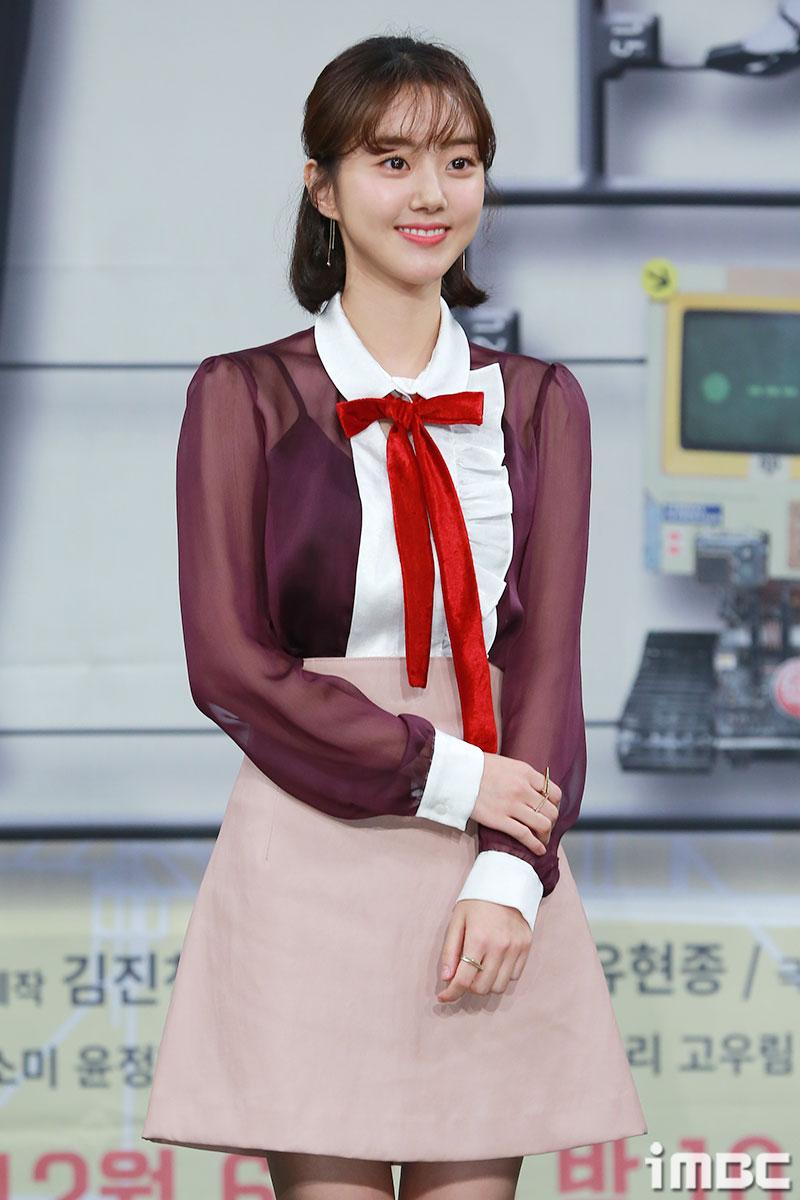 [포토] <로봇이 아니야> 박세완, 사랑스러운 미소