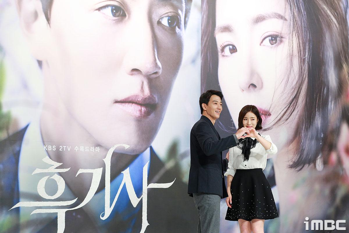 """<어린 신부> 이후 13년 만에 재회한 김래원-신세경, """"굉장한 축복이다"""""""