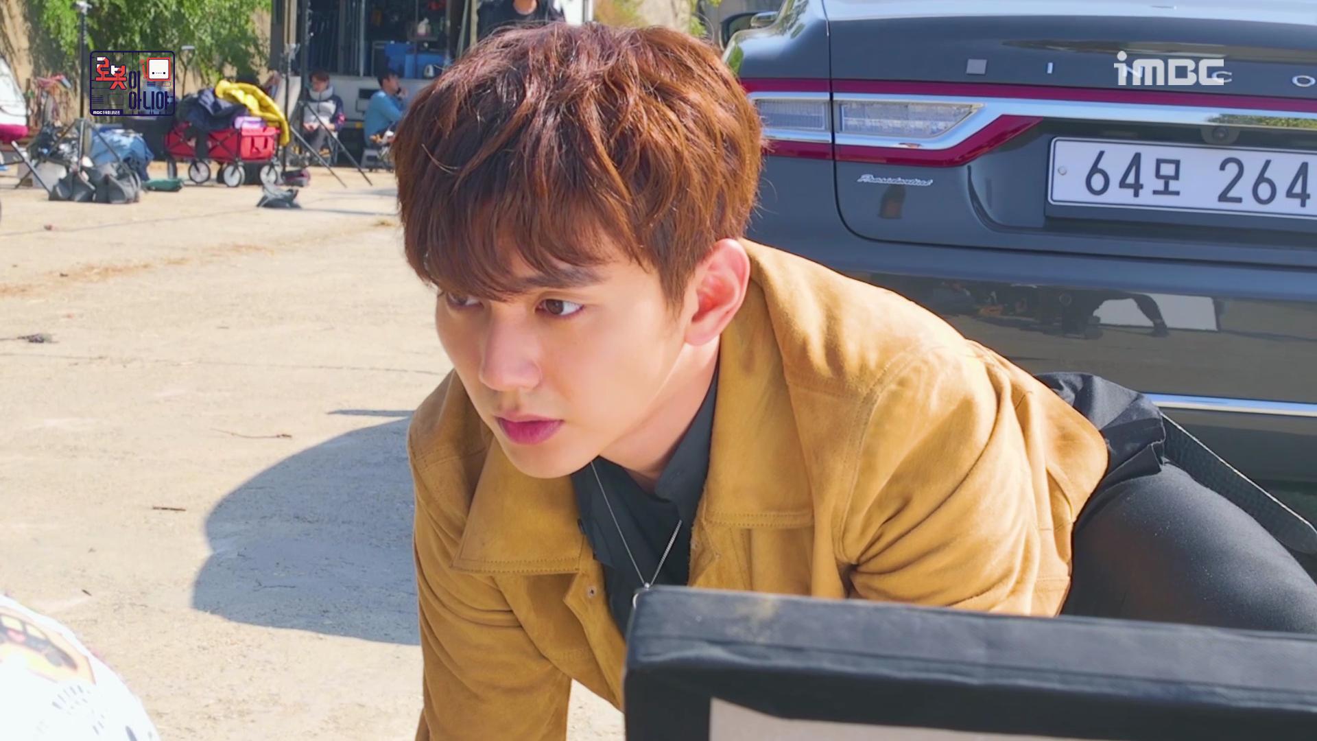 """<로봇이 아니야> 유승호, '완전 잘생겨보이는 얼굴' 만든 비법? """"그냥 찍어"""""""