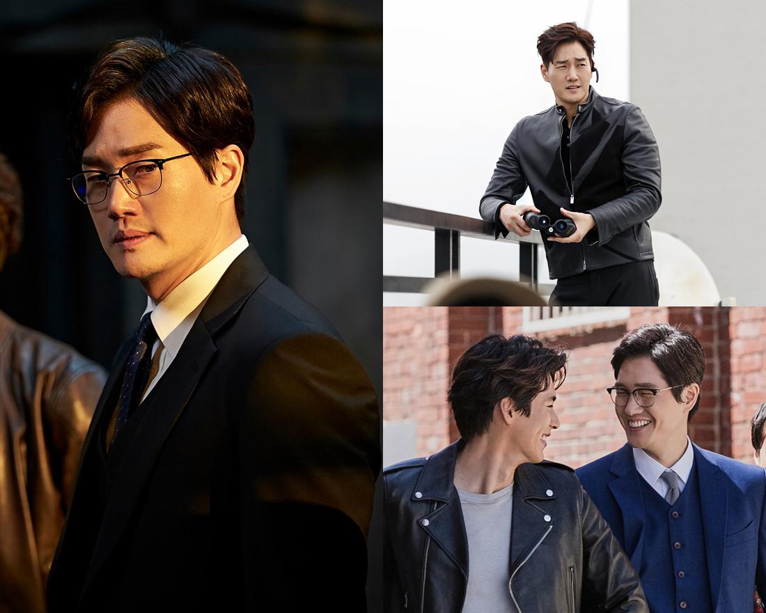 유지태, <꾼>·<매드독>으로 영화·드라마판 올킬! 2018년에도 '열일' 행보