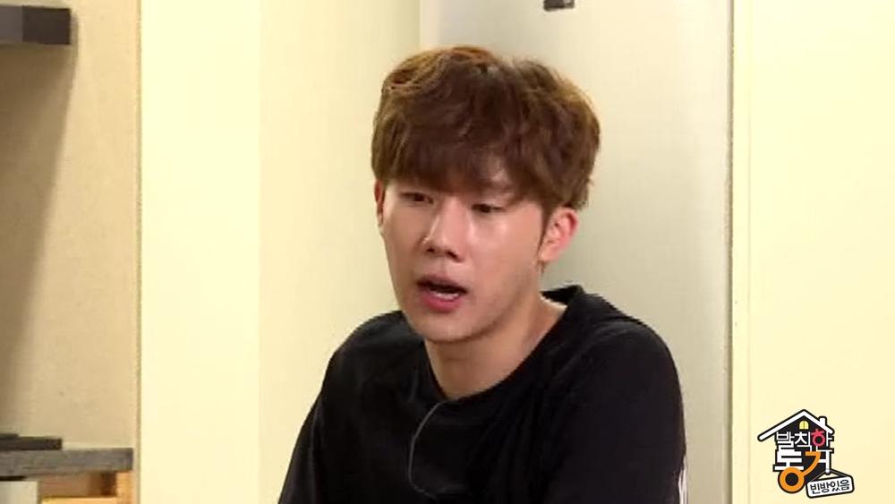 <발칙한 동거> 성규, 초특급 수난시대 예고.. 원조 앞 '버럭 성규' 포착!