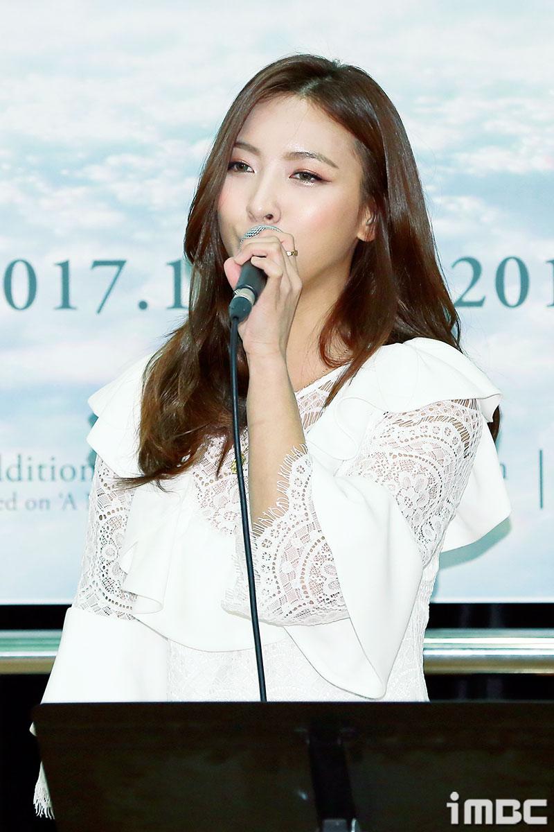 [포토] <더 라스트 키스> 루나, 아름다운 목소리