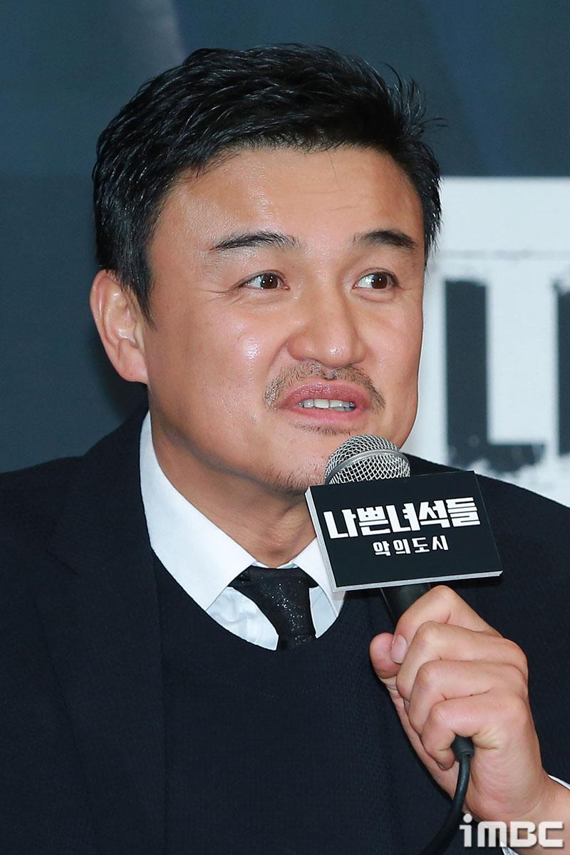 """<나쁜녀석들> 박중훈, """"23년만에 작품, 연기를 통한 대중들의 관심과 사랑이 그리웠다"""""""