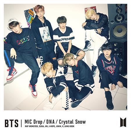 방탄소년단, 日 오리콘 주간 차트 1위.. 해외 아티스트 최초 '30만 포인트' 돌파