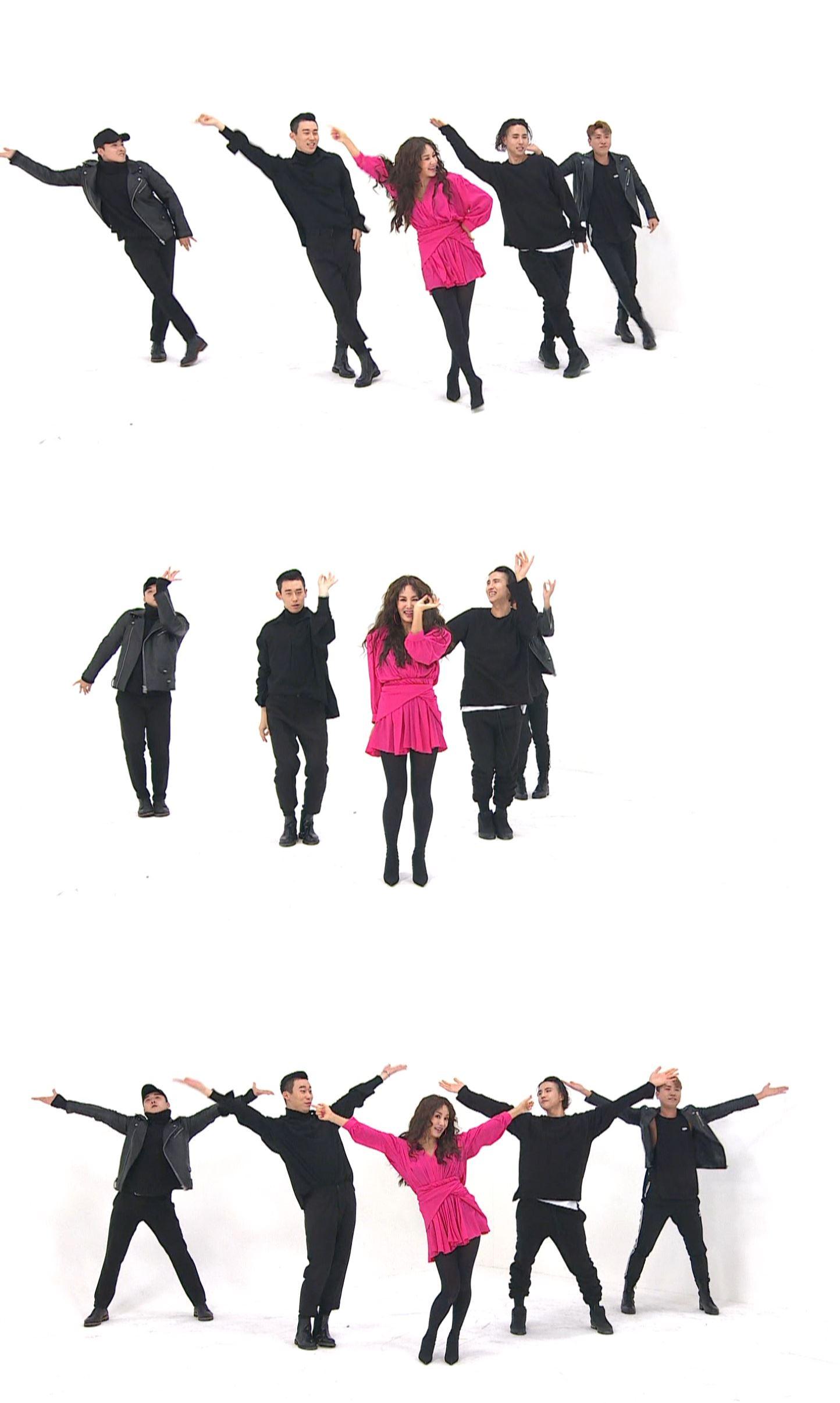 <주간아이돌> 엄정화, '랜덤 플레이 댄스' 도전! 25년간의 히트곡 총망라!