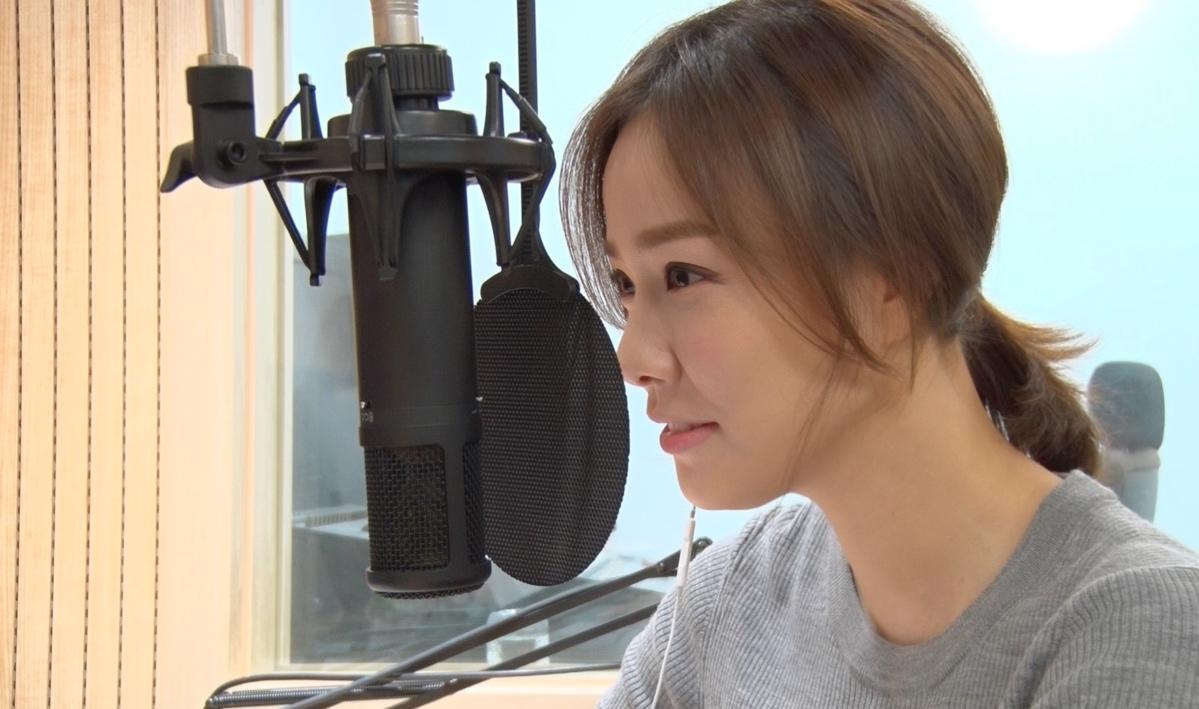 <휴먼다큐 사랑+> 손태영, 국내 위기아동 지원 위해 목소리 재능 기부
