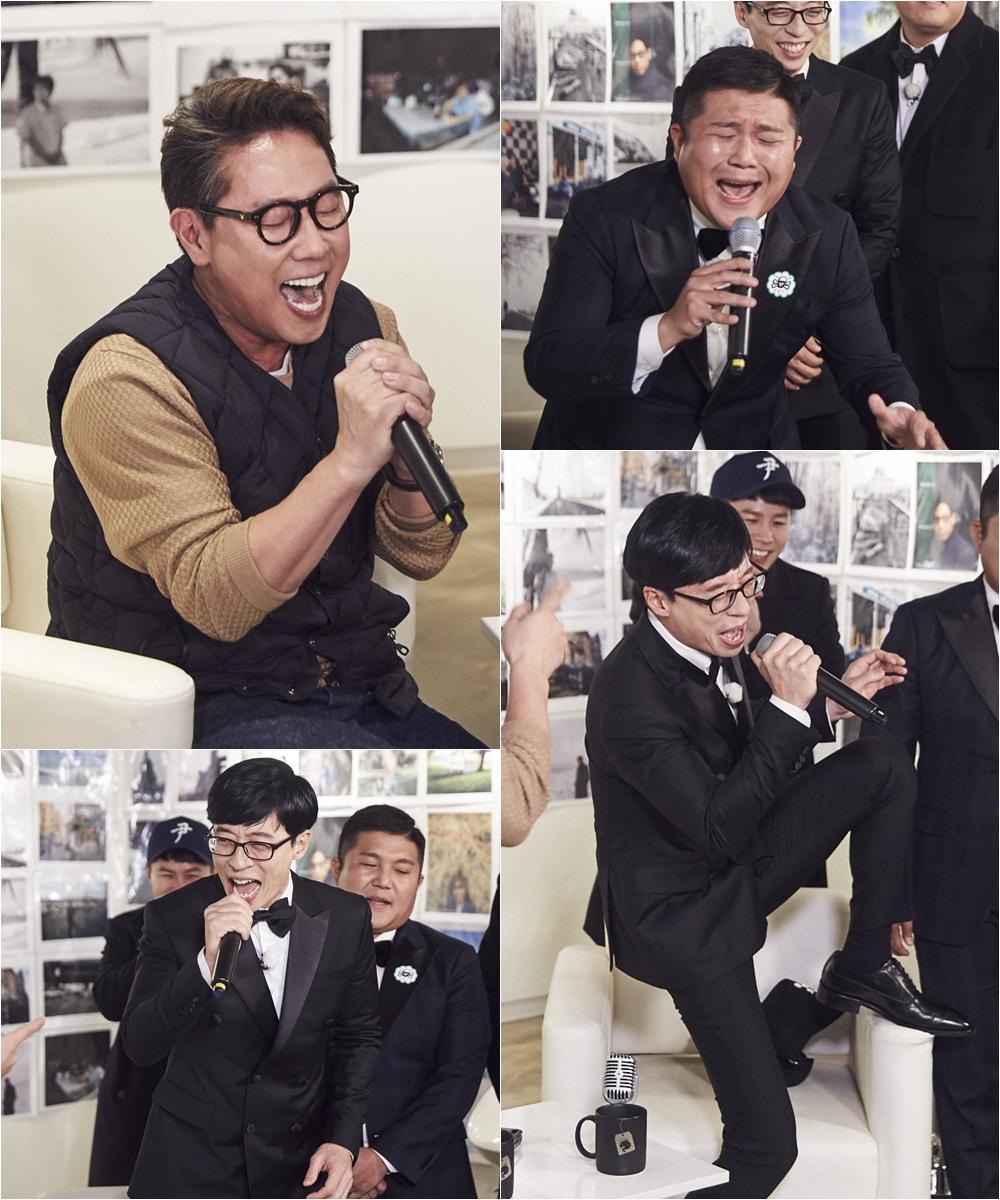 """<무한도전> 윤종신, 유재석-조세호와 '좋니' 고음 대결! """"기대해"""""""