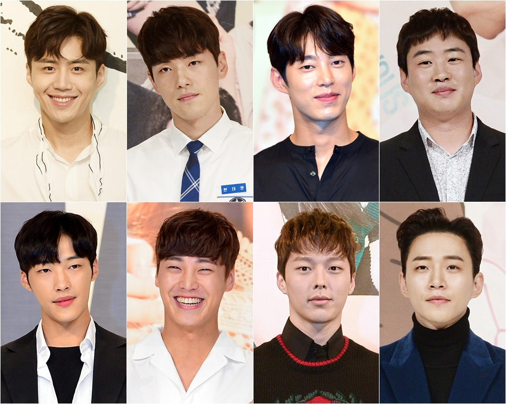 <2017 KBS 연기대상> '우도환부터 장기용까지' 괴물 신인들의 전쟁