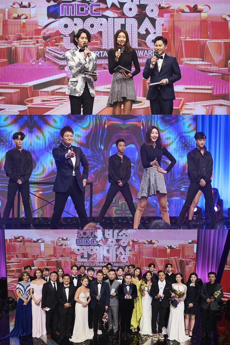 <MBC 방송연예대상> 대상 전현무, 1부 9.5%-2부 11.9% 동시간대 1위 기록