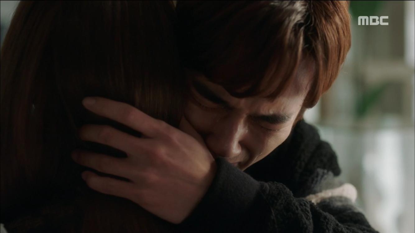 """<로봇이 아니야> """"사랑해""""…유승호♥채수빈, 비밀 숨긴 채 애절한 이별 이미지-3"""