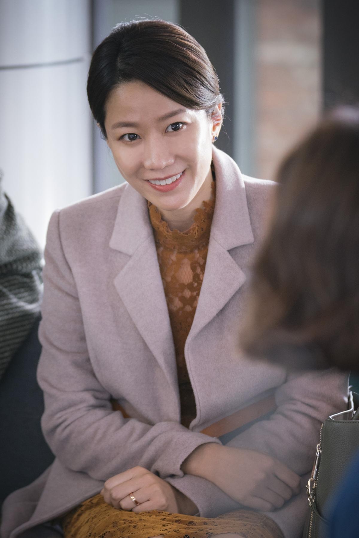 """<미스티> 전혜진, 11년 만에 드라마 복귀! """"입체적인 서은주 캐릭터에 반했다"""""""